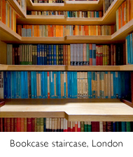 Bookcase/Staircase