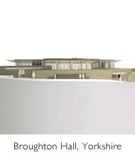 Broughton Hall, Yorkshire