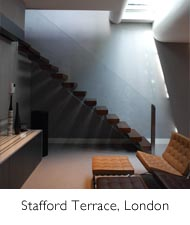 Stafford Terrace, London