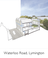 Waterloo Road, Lymington